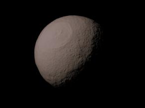 Tethys scaled one in ten million