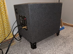 Home Theater Subwoofer Feet