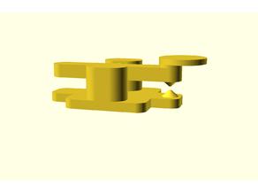 Mini morse key