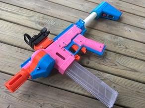 The Gryphon (Foam Dart Blaster)