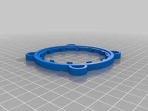 Vega 56 / 64 AIO DIY mounting bracket