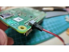 Raspberry Pi Power Pin Clip