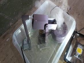smoke ring machine