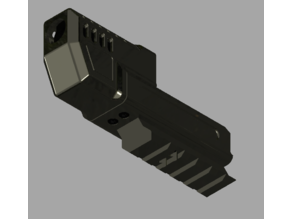 Glock 17 Gelblaster Hop Up/Compensator