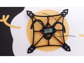 Microblivion II remix frame with XM/XM+ support tray