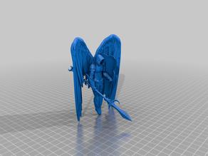 Shield Archon / Warrior Angel