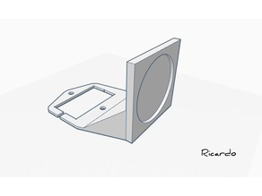 Anycubic Mega Pro Wyze Camera Mount