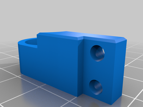 E3d v6 Watercooling Mod On A Hypercube
