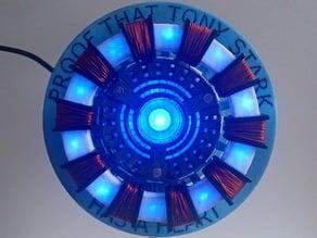 Iron Man Arc Reactor Mark I (Remixed)