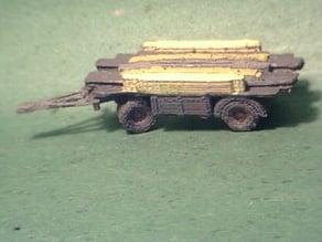 German Uferbalkenwagen Pf-10