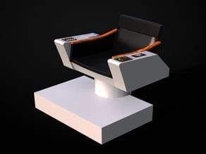 Captain Kirk's Chair