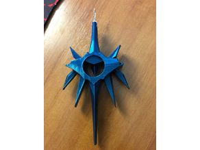Warlock Class Amulet (Dungeons and Dragons)