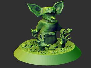 Goblin Cleric
