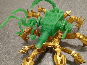 Scorpion Chaos Defiler
