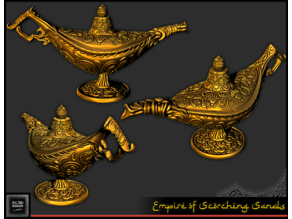Magic Lamp - RPG Prop
