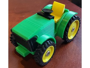 Compact John Deere Tractor (Kid Friendly!)