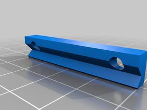 Universal modular picatinny rail base