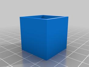 Hallow Calibration Cube