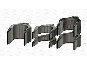 Ender Series Spool Clamp / Clamps (Creality, Ender5, Ender3)