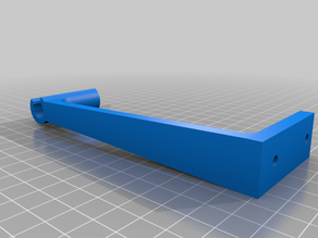 Extruder cable guide - BMG