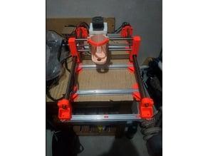 DIY Dremel CNC nema 23 Y Axis