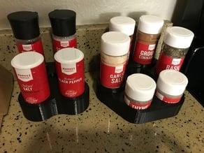 Spice Rack (Market Pantry Spices)