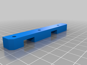Flashforge/ CTC Bizer / Replicator Clone Z stiffeners spacer blocks