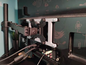 VESA 200X100 monitor/TV adapter