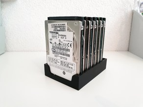 "2.5"" HDD Storage Holder"