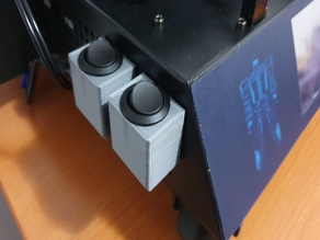 Anycubic i3 Mega 20mm round switch