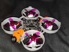 Brushless whoop lowpro lowrider camera mount 65mm