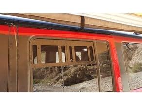 Jeep Wrangler - Window Insert