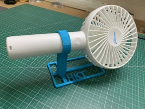 Mini Handheld Fan Stand