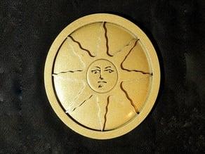 Dark Souls Sunlight Medal