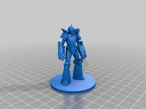 Shield Guardian Updated