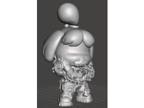 Doomed Isabelle