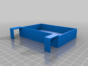 Simple toolbox for 2020 extrusion