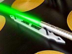 StarWars Lightsaber stand