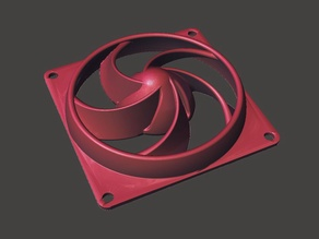 80mm Turbine Computer Fan Cover / Grill for PC