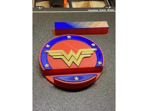 Wonder Woman Phone Stand
