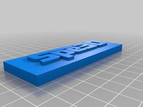 Spe3D Logo
