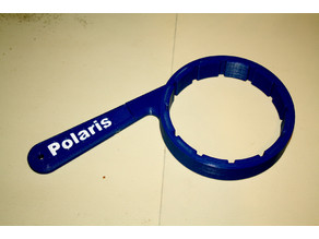 Polaris Fuel Pump Retaining Ring Wrench - Ranger ETX plus Others
