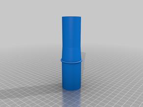 My Customized Vacuum Hose Adapter ()
