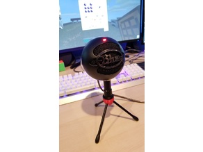 Blue Snowball iCE USB Mic - Leg Stand Replacement