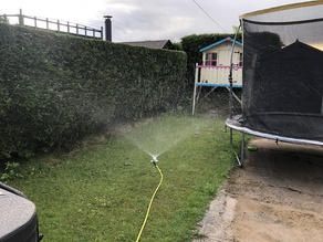 Water Sprinkler Garden Hose Connection