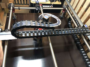 MPCNC Primo Cable Chain Mounts for Trucks and Core