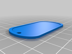 DogTag NoText Generic Template