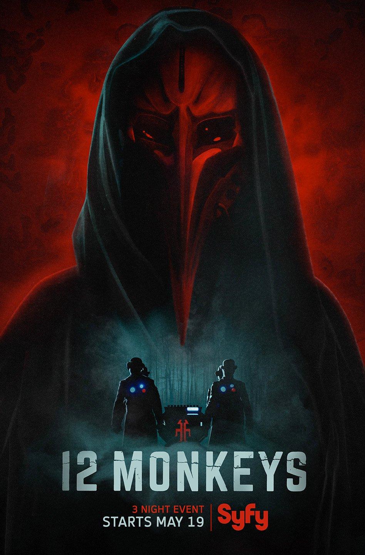 12 Monkeys - Plague Mask by SYFY - Thingiverse