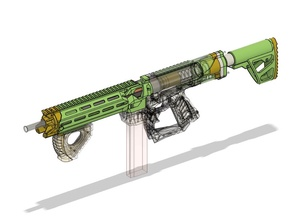 Talon Claw V3c / V4c Tactical Mods