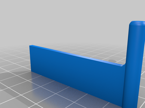 Custom Shelf Pin (IKEA)